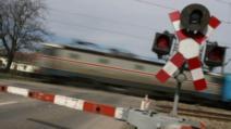 Trafic feroviar oprit, din cauza unor scurgeri de gaz la un vagon de marfă