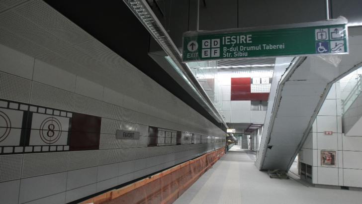 M5 - Metroul Drumul Taberei