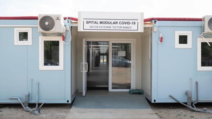 Gabriela Firea: A fost deschis Spitalul Modular Covid din Pipera, cu o capacitate de 400 de locuri