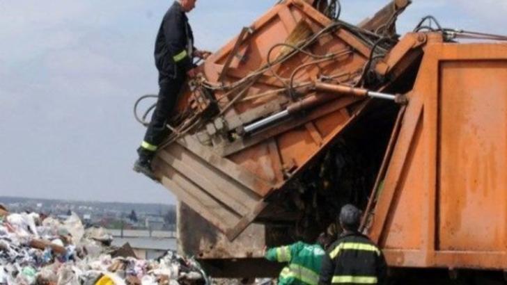 Groapa de gunoi de la Vidra funcționează ilegal. ANRSC a decis suspendarea licenței de operare