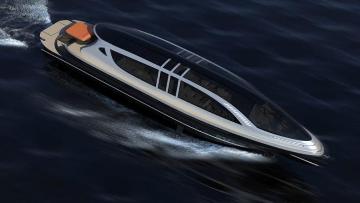 Acest superiaht de 39 mil. $ se vinde la pachet cu un Bugatti