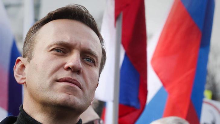 """Alexei Navalnîi, despre starea sa de sănătate: """"Am fost """"tehnic în viaţă"""", acum sunt o persoană din nou"""""""