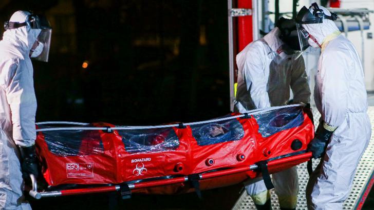 Sucevean infectat cu Covid-19, mort după externare / Foto: Virgil Simonescu