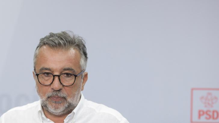Lucian Romașcanu, senator PSD Foto: INQUAM