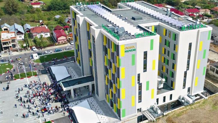 Spitalul Orășenesc Mioveni, Facebook