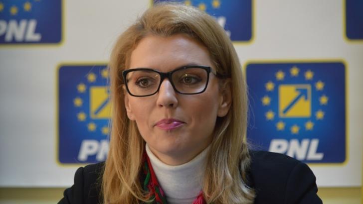 Alina Gorghiu, despre moțiunea de cenzură anunțată de PSD: Este redactată de Nicolae Șerban. Va fi o găleată de invective, venin și frustrări