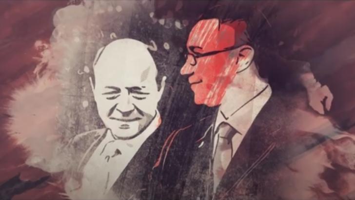VIDEO Ce nu s-a știut despre relația din Traian Băsescu și Victor Ponta