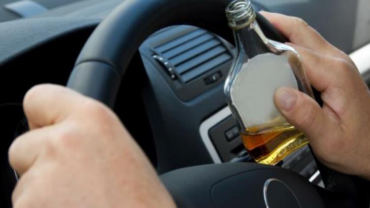 Alcoolemie record în cazul unui bărbat din Alba Iulia: 2,37 mg/l alcool pur în aerul expirat!