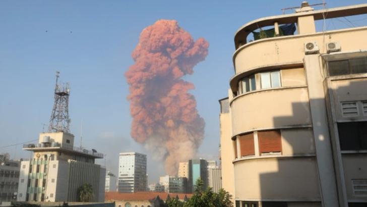 beirut explozii