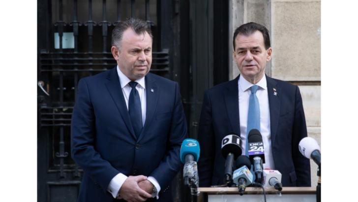 Noi măsuri pentru anul școlar anunțate de Ludovic Orban. Guvernul alocă 175 de milioane de euro pentru începerea școlii