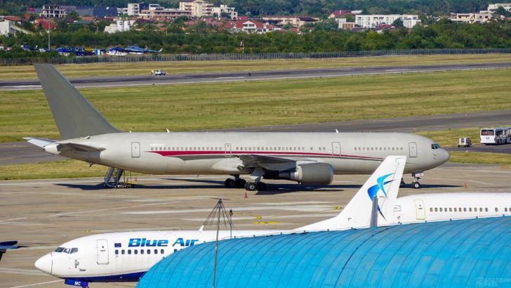 Alertă pe Aeroportul Băneasa! 84 de pasageri, evacuați după o defecțiune tehnică Foto: Boardingpass.ro