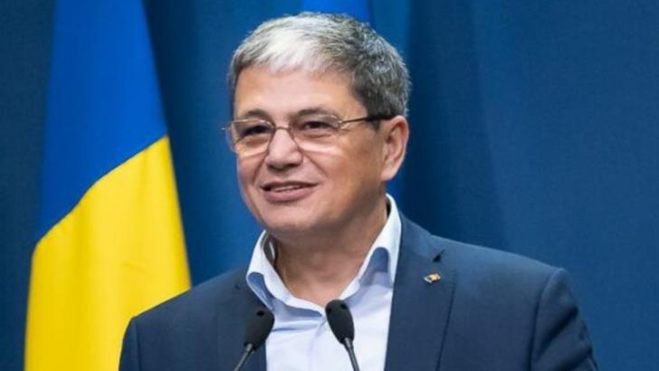 Marcel Boloș - ministrul Fondurilor Europene