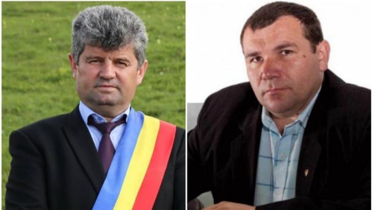 Traian Ursaleş şi Dănuţ Bârzan, candidații PSD din jud. Alba care pot candida la alegerile locale dar nu pot deveni primari Foto: Alba24.ro