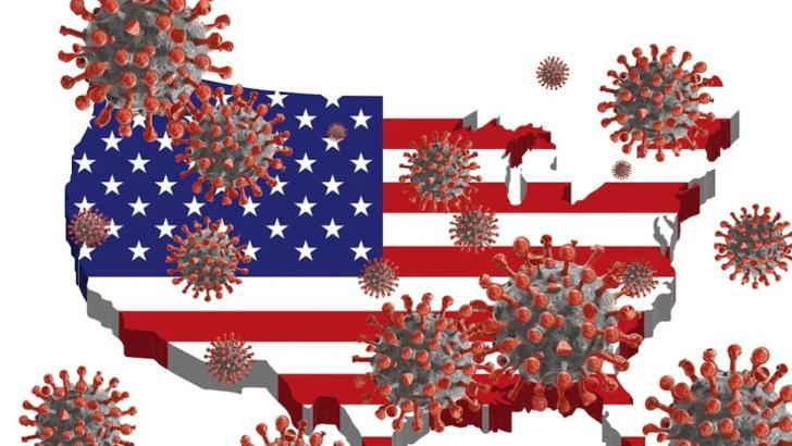 RECORD de îmbolnăviri în SUA cu doar câteva zile înainte de ALEGERI