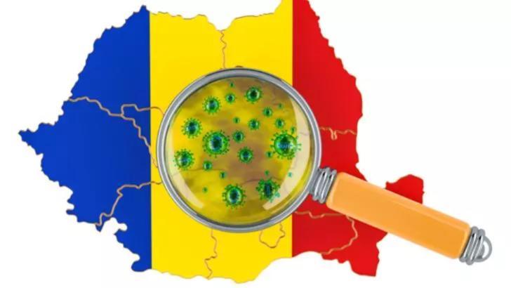 Distribuția Covid-19 pe județe. București, Iași și Brașov, în topul infectărilor