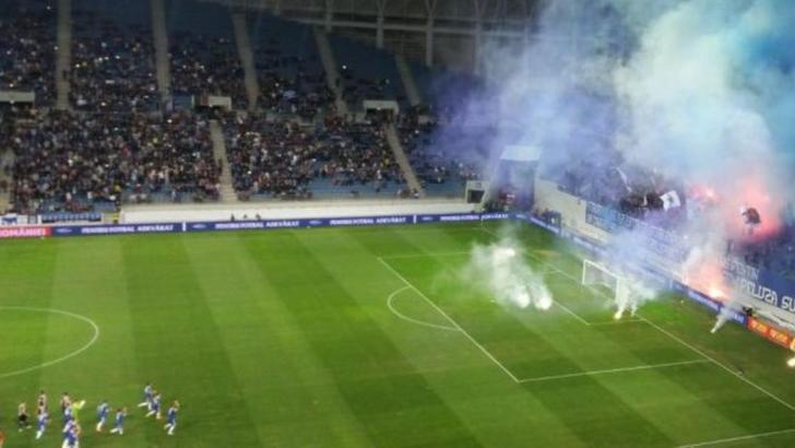 CFR Cluj, din nou campionă a României. Craiova, în stare de șoc