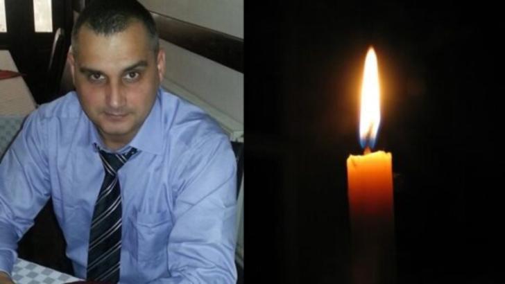 Dragoș Turcitu, membru PNL, a murit  Foto: Olt-alert.ro