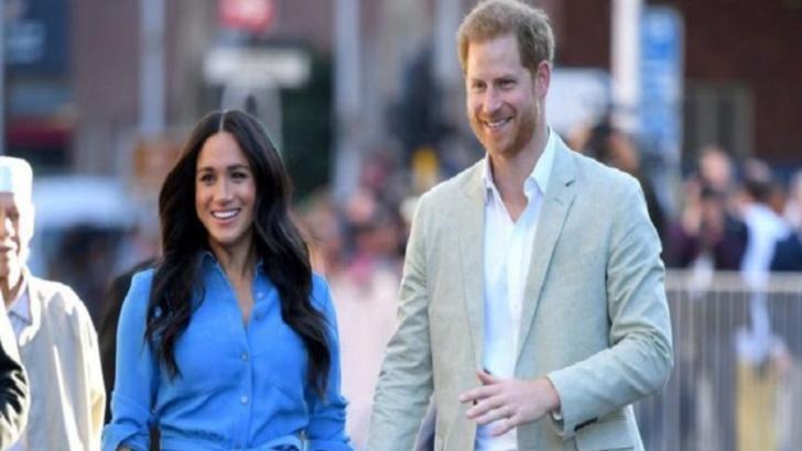 Meghan Markle și Prințul Harry lucrează la un proiect secret de la Hollywood