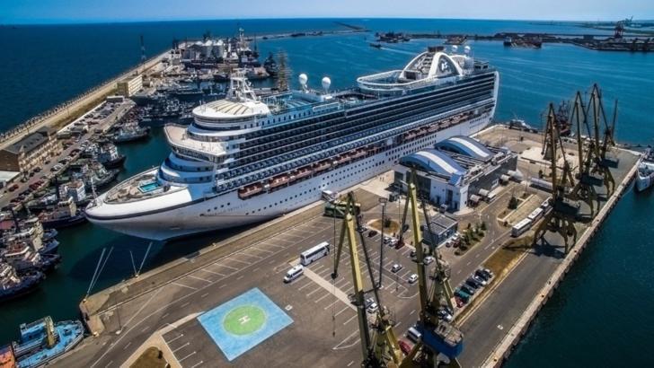 Portul Constanța
