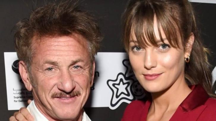 Sean Penn și Leila George
