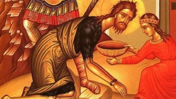 Tăierea Capului Sf. Ioan Botezătorul, ziua când se iartă păcatele. Ce e interzis să faci pe 29 august