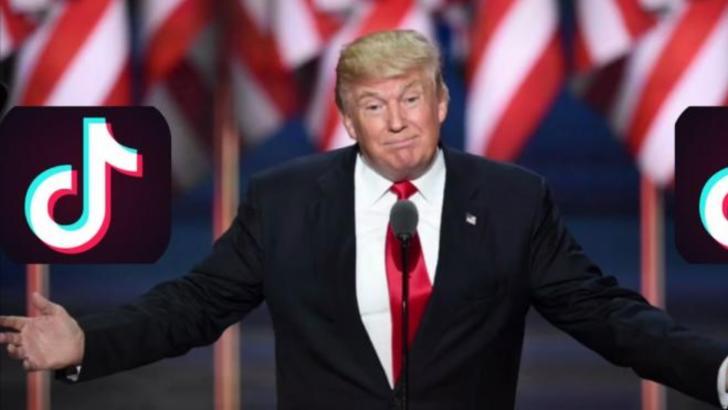 Donald Trump interzice TikTok în SUA