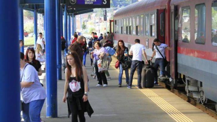 Garnitură de tren CFR Călători