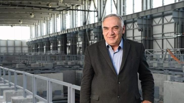 Nicolae Zamfir, directorul laserului de la Măgurele, a fost revocat din funcţie de ministrul Educației