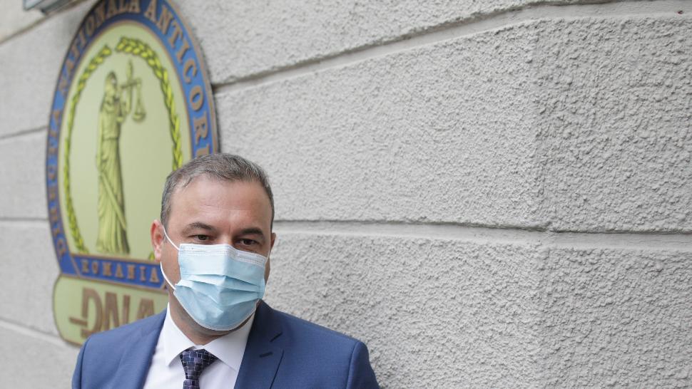 Surse: Șeful Jandarmeriei, Bogdan Enescu, urmărit penal pentru sporurile pe care și le-a acordat singur (Inquam Photos/Octav Ganea)