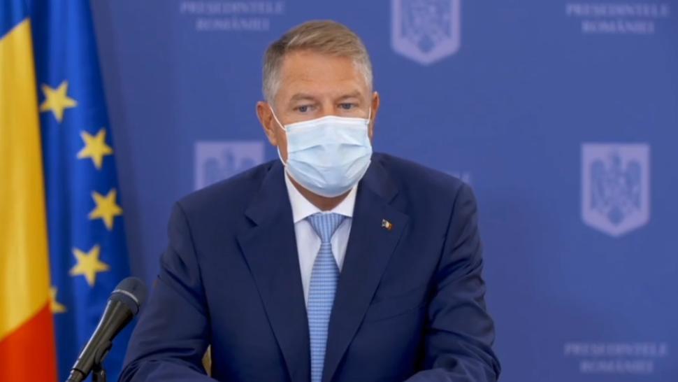 Iohannis, despre demersurile PSD privind pensiile: Susțin cu nesimțire că pensiile au fost tăiate