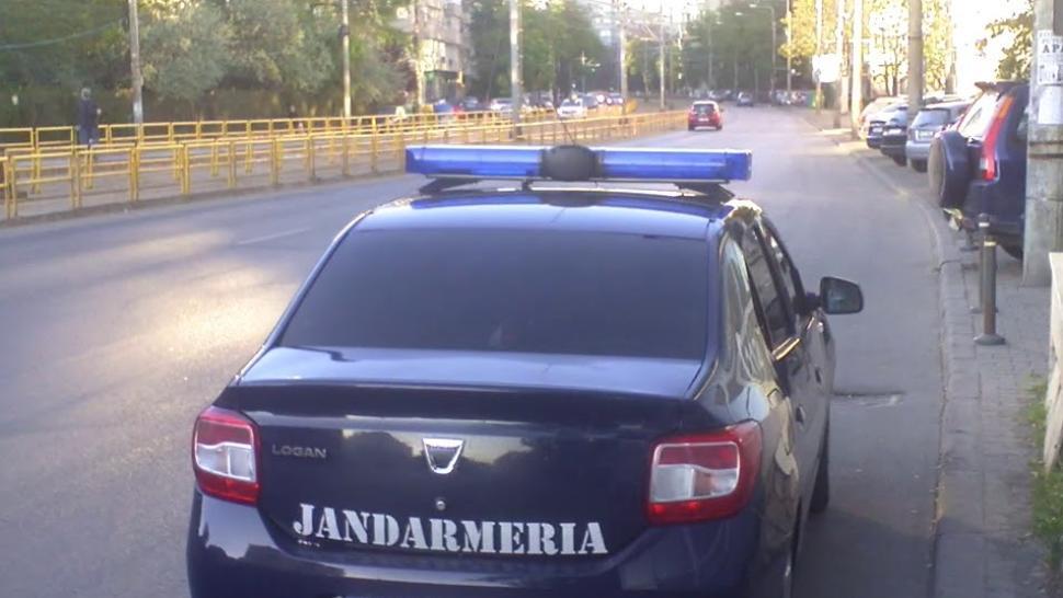 """Surse: Un nou scandal în Jandarmeria Română. Jandarmii, """"taximetriști"""" pentru angajații Curții de Conturi"""