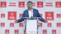 Marcel Ciolacu speră ca majorarea pensiilor cu 40% să fie votată de PMP, UDMR, Pro România, ALDE și independenți / Foto: Inquam Photos, Octav Ganea