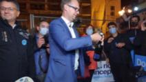 """VIDEO Dominic Fritz (USR Plus), noul primar al Timișoarei, după victoria categorică: """"Azi ați făcut o nouă revoluție"""""""
