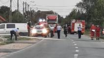 Accident de circulație cumplit în județul Argeș, doi oameni au murit