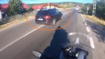VIDEO Cum s-a produs accidentul în care a fost rănit ministrul Lucian Bode. Șoferul său a încălcat reguli