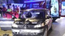 FOTO Accident mortal în Capitală, doi bărbați spulberați pe trecerea de pietoni