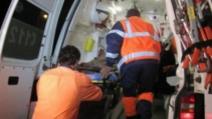 Accident grav cu ambulanța, în jud. Satu-Mare: 2 morți și 3 răniți, după impactul cu o autoutilitară
