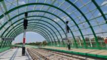 Calea ferată București-Otopeni Facebook CFR Infrastructură