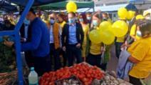 Florin Cîțu, în vizită în județul Telorman: Vă spun foarte clar, România se schimbă!