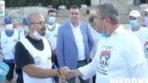 Cristian Popescu-Piedone, suspect de COVID pentru tribunal, sănătos pentru alegători