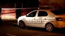 Mașină de poliție, în misiune, implicată într-un grav accident rutier