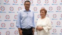 Candidata Pro România la șefia CJ Bacău, confirmată COVID-19, la o zi după întâlnirea cu Victor Ponta