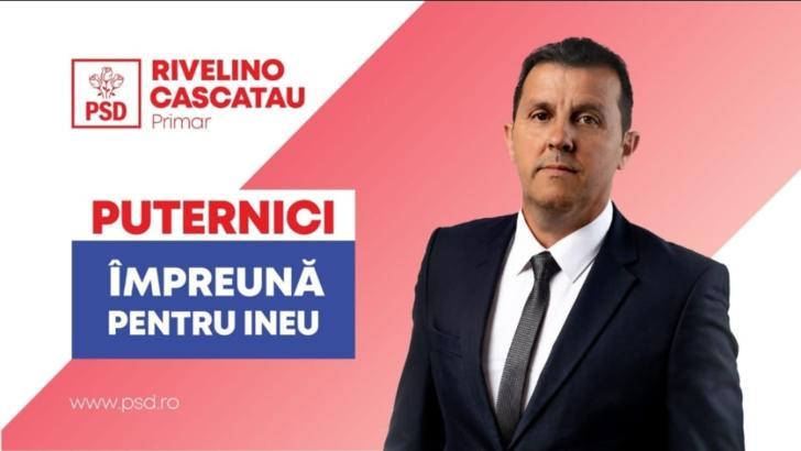 Sursă foto: Facebook Rivelino Căscătău