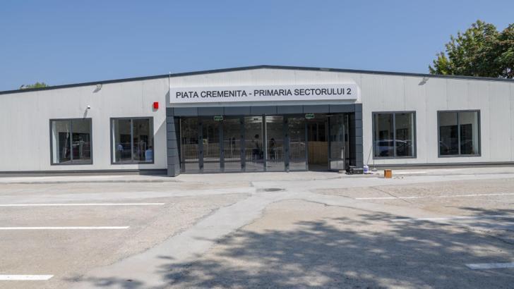 Dan Cristian Popescu anunță deschiderea Pieței Românilor, în Colentina