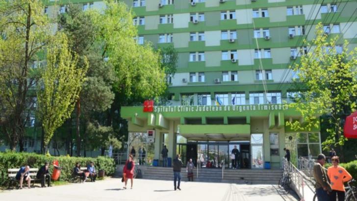 Spitalul Județean din Timișoara devine unitate medicală suport COVID