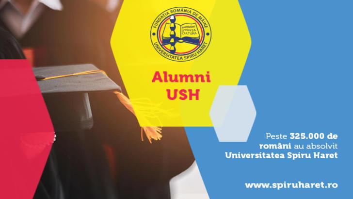 Poveşti de succes ale absolvenţilor Universităţii Spiru Haret (P)