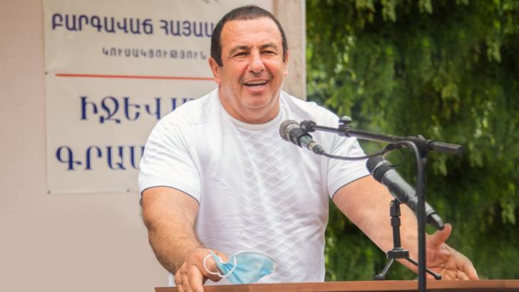 Gagik Tsarukyan. Foto: Facebook