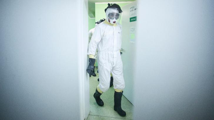 Bilanț coronavirus 11 septembrie. România, la un pas de un nou prag psihologic /Foto: Inquam Photos, Virgil Simonescu