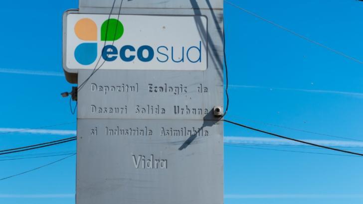 Depozitul Ecologic Vidra gestionat de Eco Sud S.A. - performanță în tratarea, sortarea și neutralizarea deșeurilor - garantăm 20 de ani de autonomie pentru tratarea deșeurilor produse în București și județul Ilfov (P)