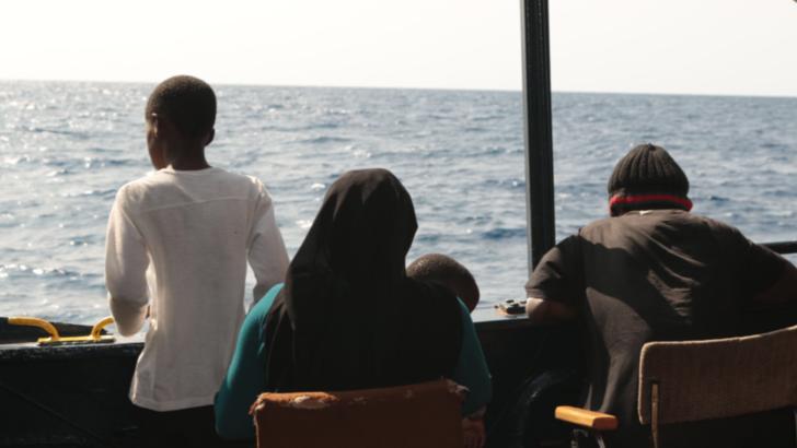 Italia permite debarcarea pe teritoriul său a celor 125 de migranţi de pe nava umanitară Alan Kurdi
